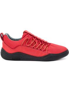 кроссовки со шнуровкой Lanvin