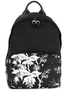 рюкзак с цветочным принтом McQ Alexander McQueen