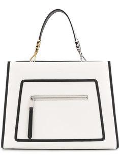 сумка-тоут с верхней ручкой Fendi