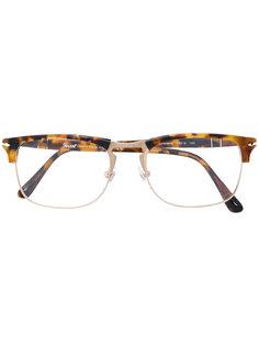 очки с узором черепашьего панциря Persol