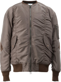 куртка-бомбер Facetasm