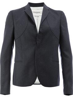пиджак с потайной застежкой спереди Rochas
