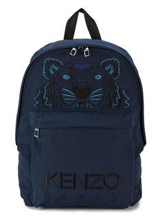 рюкзак с вышивкой Tiger Head Kenzo