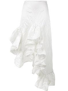 асимметричная юбка Marquesalmeida