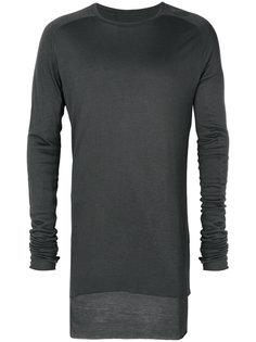 футболка с круглым вырезом Andrea Yaaqov
