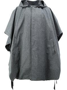 пальто-кейп свободного кроя Lanvin