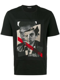 футболка с принтом Freedom Fighter Neil Barrett
