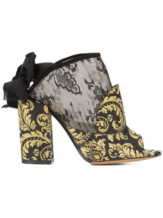 Regina Damask pumps Tabitha Simmons