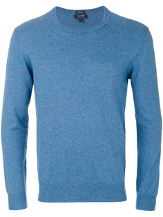 пуловер с логотипом Armani Jeans