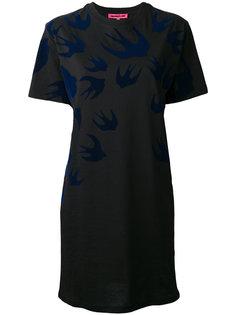 платье-рубашка McQ Alexander McQueen