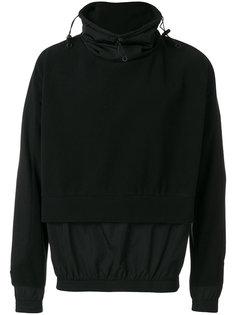 double hem drawstring sweatshirt Cottweiler