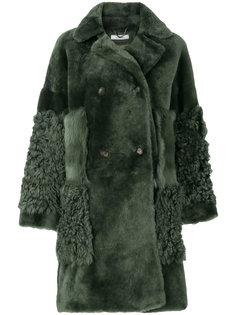 двубортное пальто Desa 1972