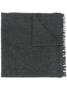 толстый шарф Rick Owens