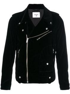 байкерская куртка Dondup