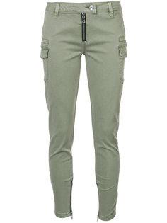 узкие брюки карго Rta