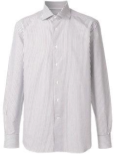 рубашка в полоску Corneliani