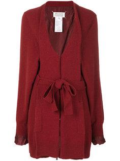 пальто-кардиган без застежки Maison Margiela