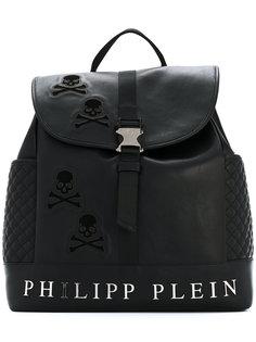 рюкзак с принтом черепов Philipp Plein