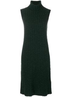 приталенное платье-шифт Maison Margiela