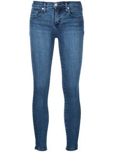 джинсы скинни Emerge Nobody Denim