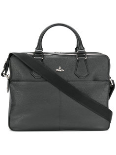double zip briefcase Vivienne Westwood Man