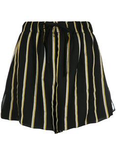 striped wide shorts Uma   Raquel Davidowicz