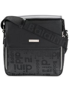 сумка-почтальонка с откидным клапаном Baldinini