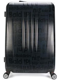чемодан с принтом Baldinini