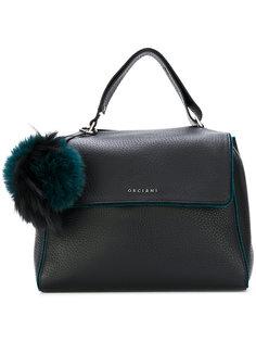 46617cd5ee87 Купить женские сумки с помпоном в интернет-магазине Lookbuck ...