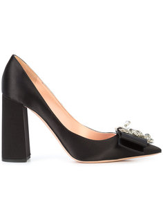 декорированные туфли Rochas