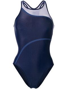 слитный купальник с открытой спиной Adidas By Stella Mccartney