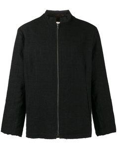 куртка с подкладкой из норкового меха By Walid