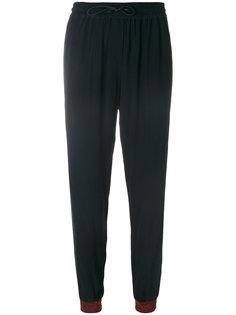 спортивные брюки с блестками Zoe Karssen
