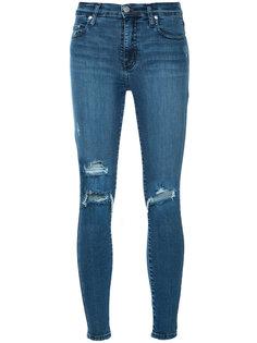 джинсы скинни Intrigued Nobody Denim