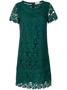 кружевное платье-футболка  Blugirl