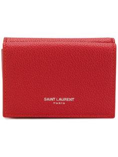 маленький кошелек  Saint Laurent