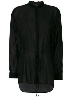 woven shirt Isabel Benenato