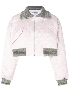cropped quilted jacket Walk Of Shame