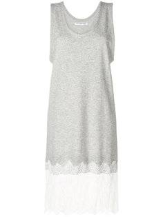 lace trim dress Walk Of Shame