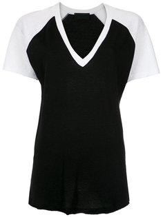 raglan blouse Andrea Bogosian