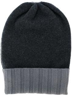 ребристая вязаная шапка Danielapi