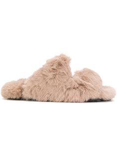 сандалии из искусственного меха Suecomma Bonnie