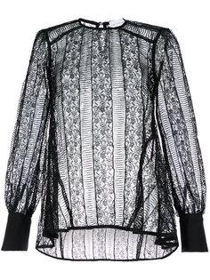 Lou Lou bell sleeve blouse Rebecca Vallance