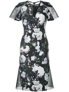 Eden fitted dress GINGER & SMART