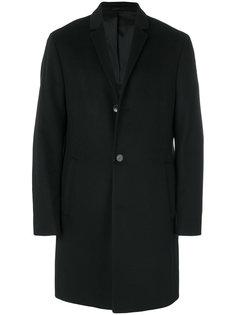 классическое пальто строгого кроя Calvin Klein