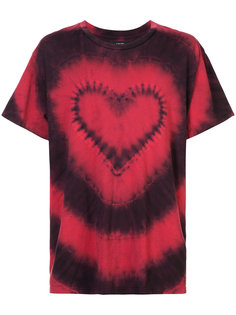 heart T-shirt Amiri