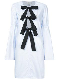 Sebastiano shirt dress Rebecca Vallance