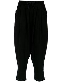 drop-crotch trousers Uma   Raquel Davidowicz