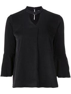блузка с чокером Loveless