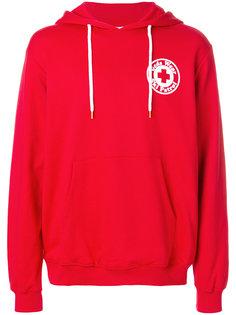 printed hoodie Gcds